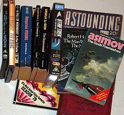 Sci Fi books