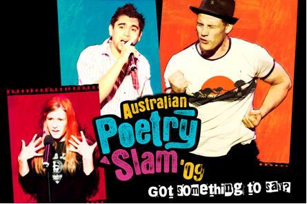 Slam 2009 logo