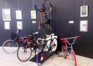 TDU bikes foyer small
