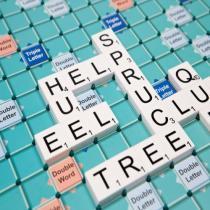 Scrabble large print