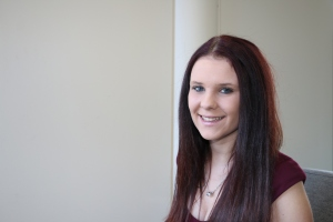 Hannah is our young and enthusiastic Library trainee! Welcome.
