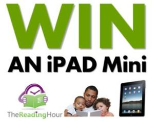 The Reading Hour kicks off Tuesday August 19th 6pm-7pm when people from all over Australia will simultaneously read with their children.