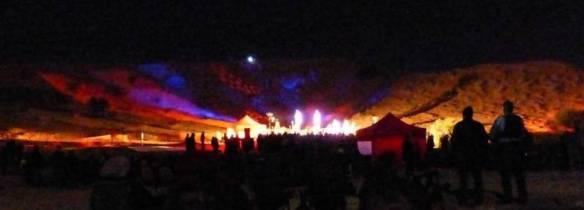 big red concert