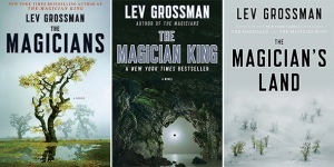 The Magician Trilogy by Lev Grossman