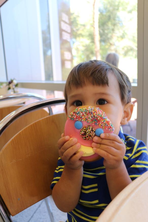 Sweet treats at The Topiary Pantry