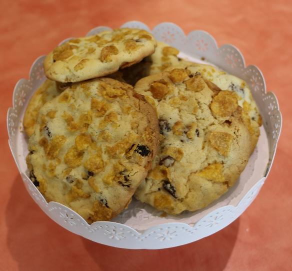 Cornflake Biscuit