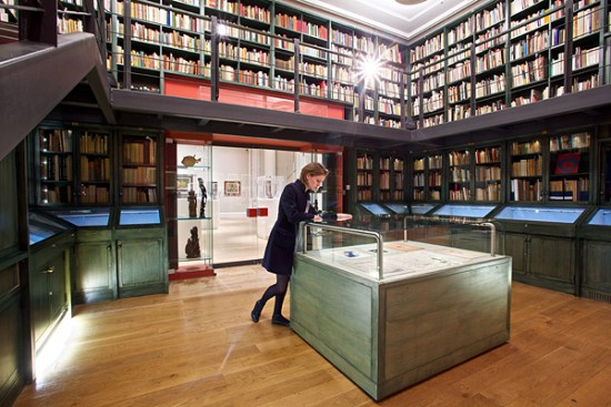 Scottish National Gallery of Modern Art Library