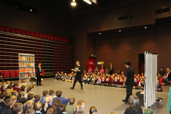 Book Week 2015 at the Golden Grove Arts Centre
