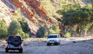 4WD poster photograph small