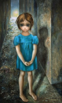 Margaret Keane, The First Grail, 1962