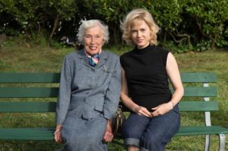 Margaret Keane aged 88 with Amy Adams