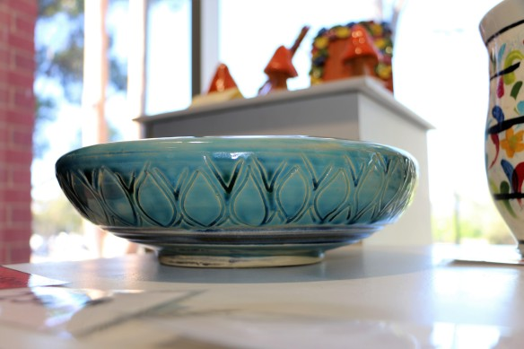 Blue Bowl Anita Taylor 2