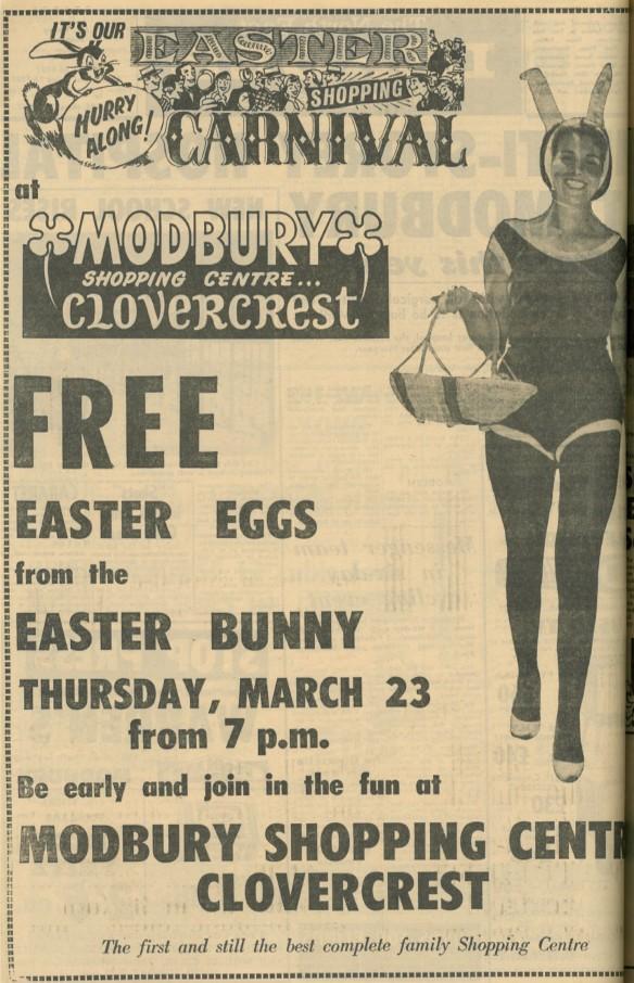 Easter Bunny in heels