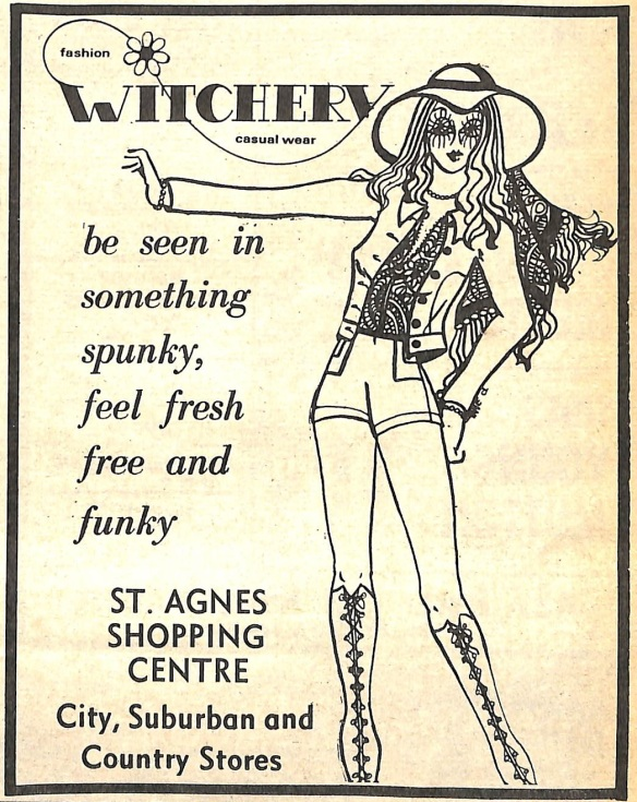 Witchery advertisement