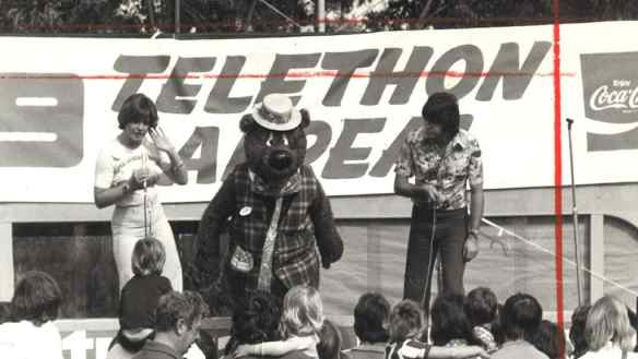 1975 Telethon SA appeal 1975 Dean Davis, Humphrey Bear and Helen Woods