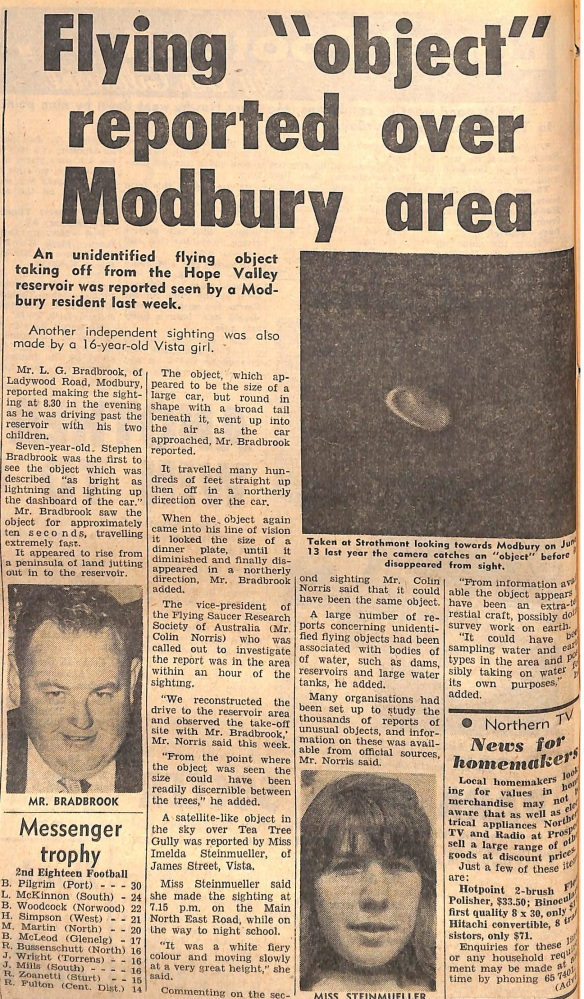 UFO 1966